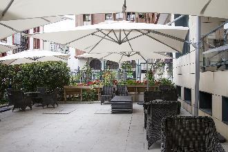 terraza residencia mayores santander