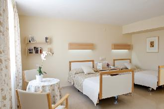 habitacion doble residencia tarragona