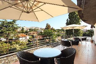 terraza residencia mayores vigo