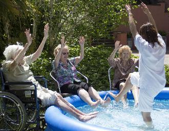 actividades matinales residencias sanitas mayores
