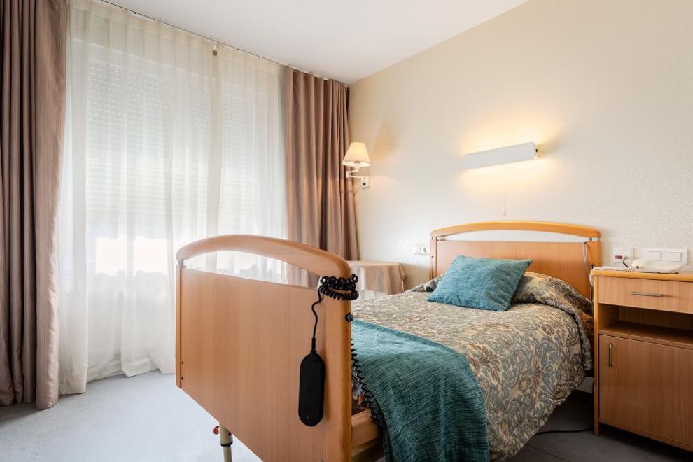 habitación individual residencia de mayores barakaldo
