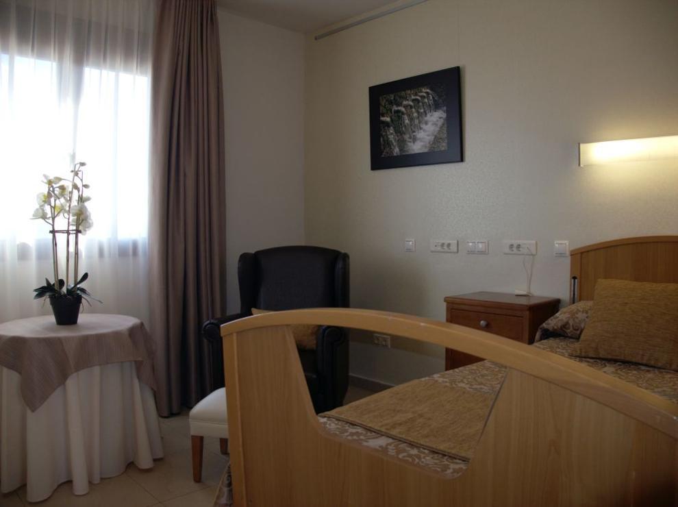 habitacion individual el palmeral