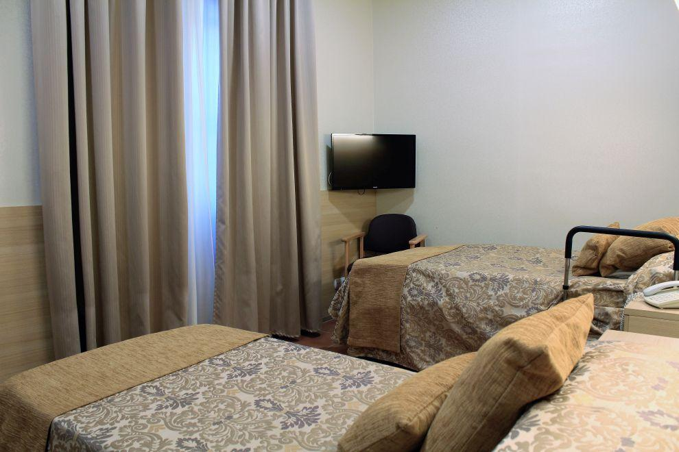 residencia linares habitación doble