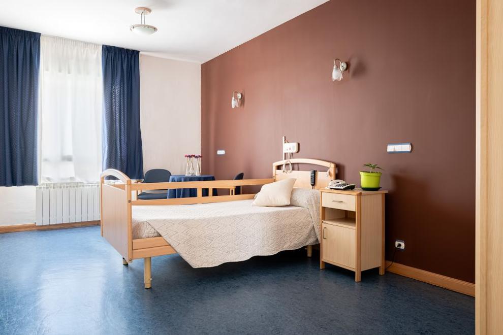 residencia valladolid habitacion individual
