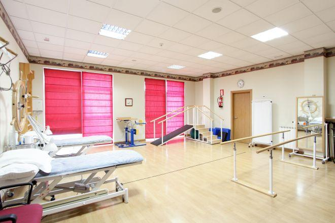 sala rehabilitacion residencia mayores a coruna