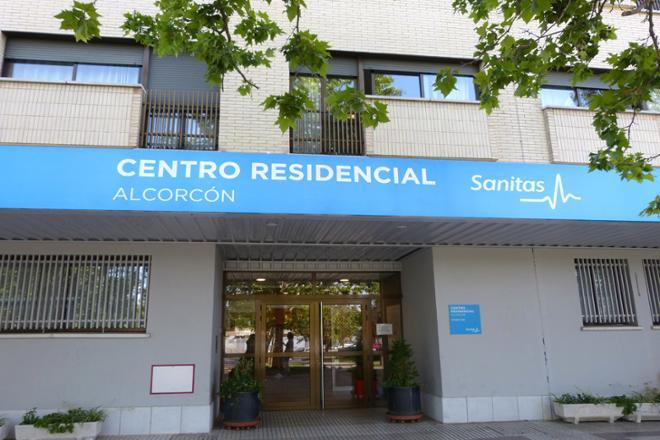 sanitas mayores Alcorcón