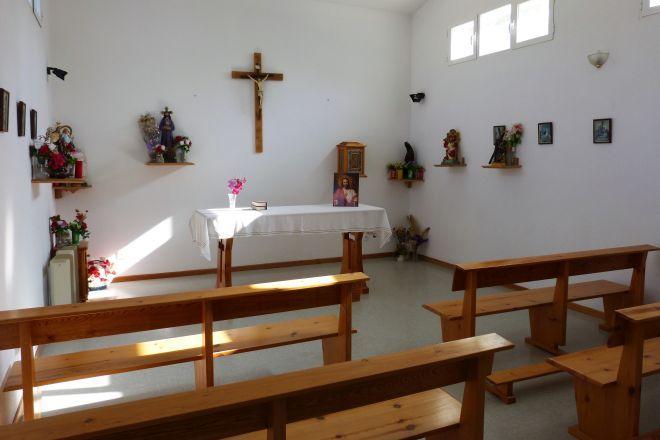 residencia mayores almenara capilla