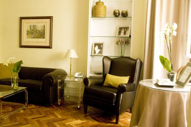 detalle de apartamentos arturo soria sanitas