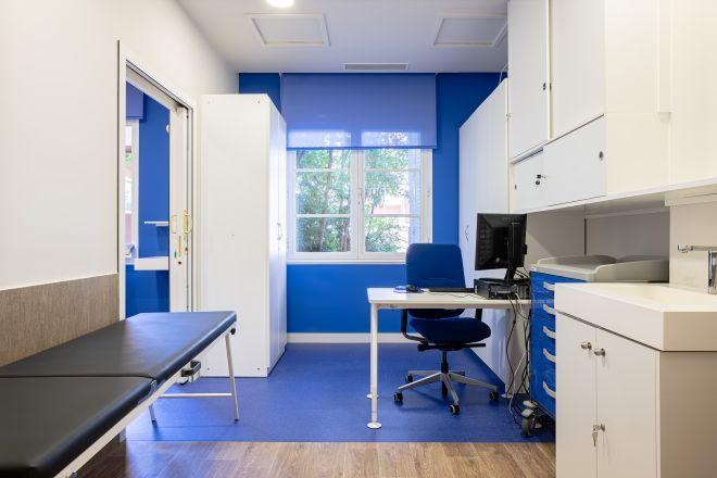 enfermería apartamentos mayores arturo soria