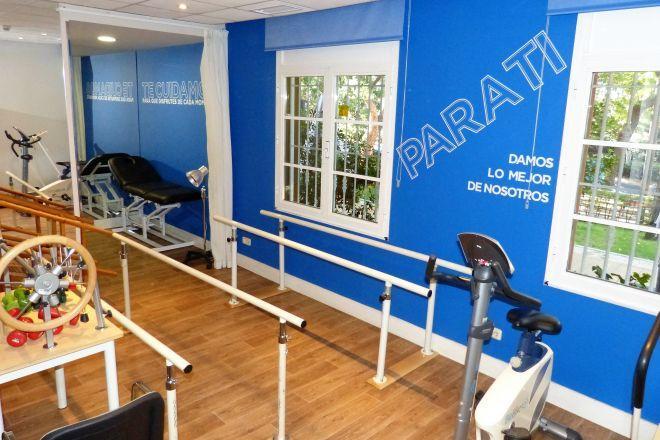 gimnasio apartamentos arturo soria sanitas