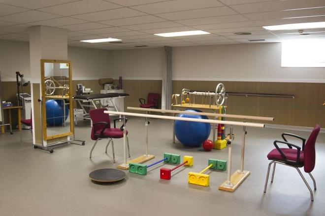 residencia mayores bonaire sala rehabilitacion