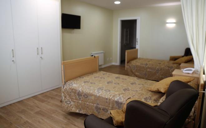 habitacion doble residencia mayores cornellá