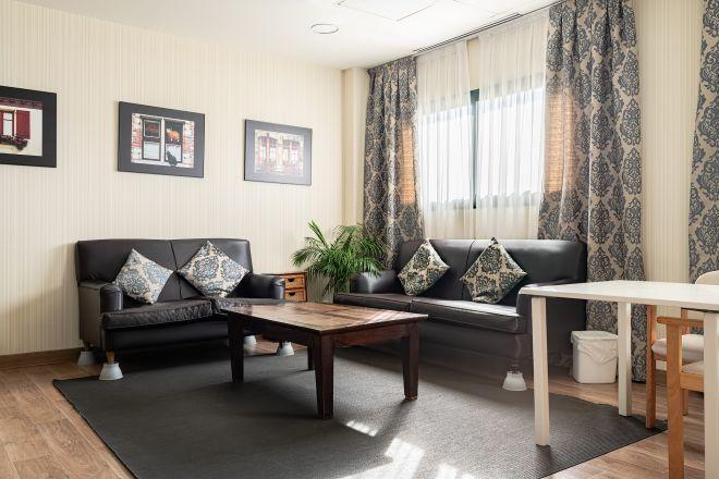 sala 3 residencia sanitas mayores getafe
