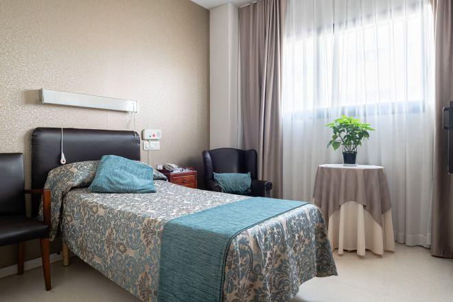 habitación individual residencia getafe