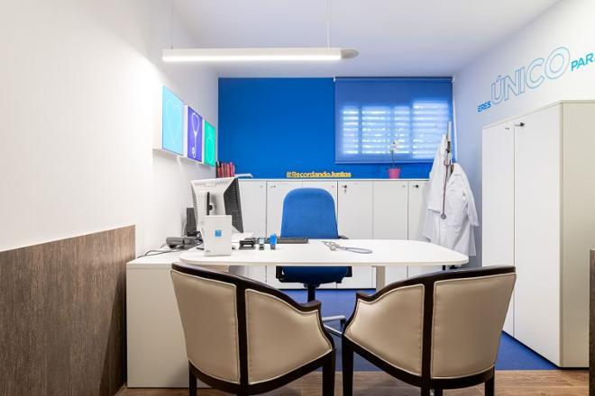 despacho médico residencia mayores las rozas