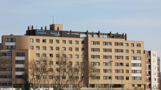 edificio residencia mayores zaragoza