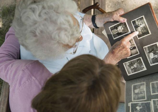 cómo afrontar la enfermedad de Alzheimer