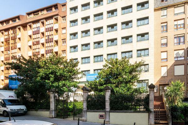 edificio sanitas mayores Santander