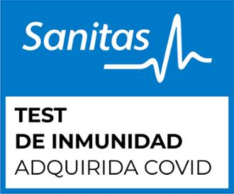 Test inmunidad adquirida Covid