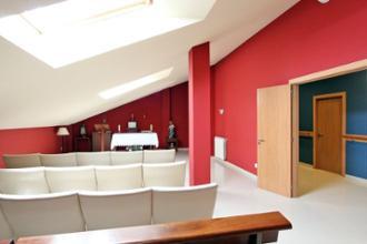 capilla residencia mayores a coruna