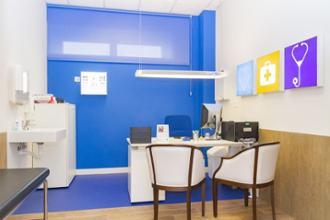 despacho medico residencia a coruna sanitas