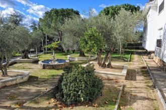 residencia mayores sanitas almenara jardin