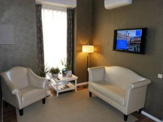 sala de mayores residencia ferraz sanitas