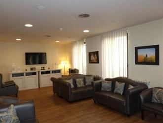 salón residencia mayores ferraz