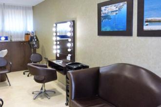 peluquería residencia mayores el viso sanitas