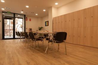 Sala centro de día Enric Granados