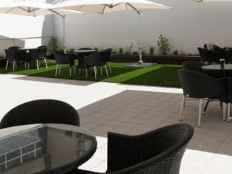 Residencia Para Mayores Jardines De Sabatini Madrid