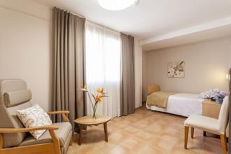 habitación individual centro la seu
