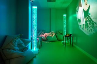sala de estimulación multisensorial residencia mayores loramendi