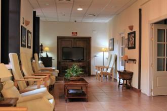 sala residencia mayores linares