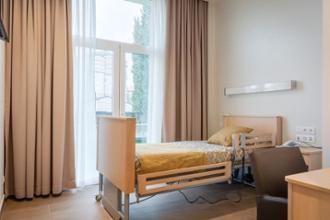 habitación individual residencia san martin