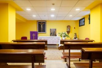 capilla residencia mayores santander