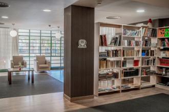 biblioteca residencia mayores tarragona