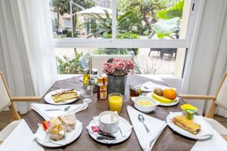 Alimentacion en residencias sanitas mayores