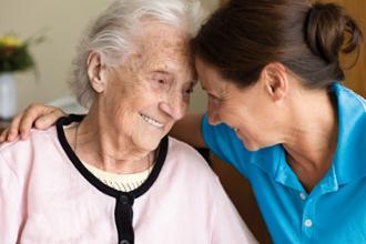 Cuidados en residencia de ancianos